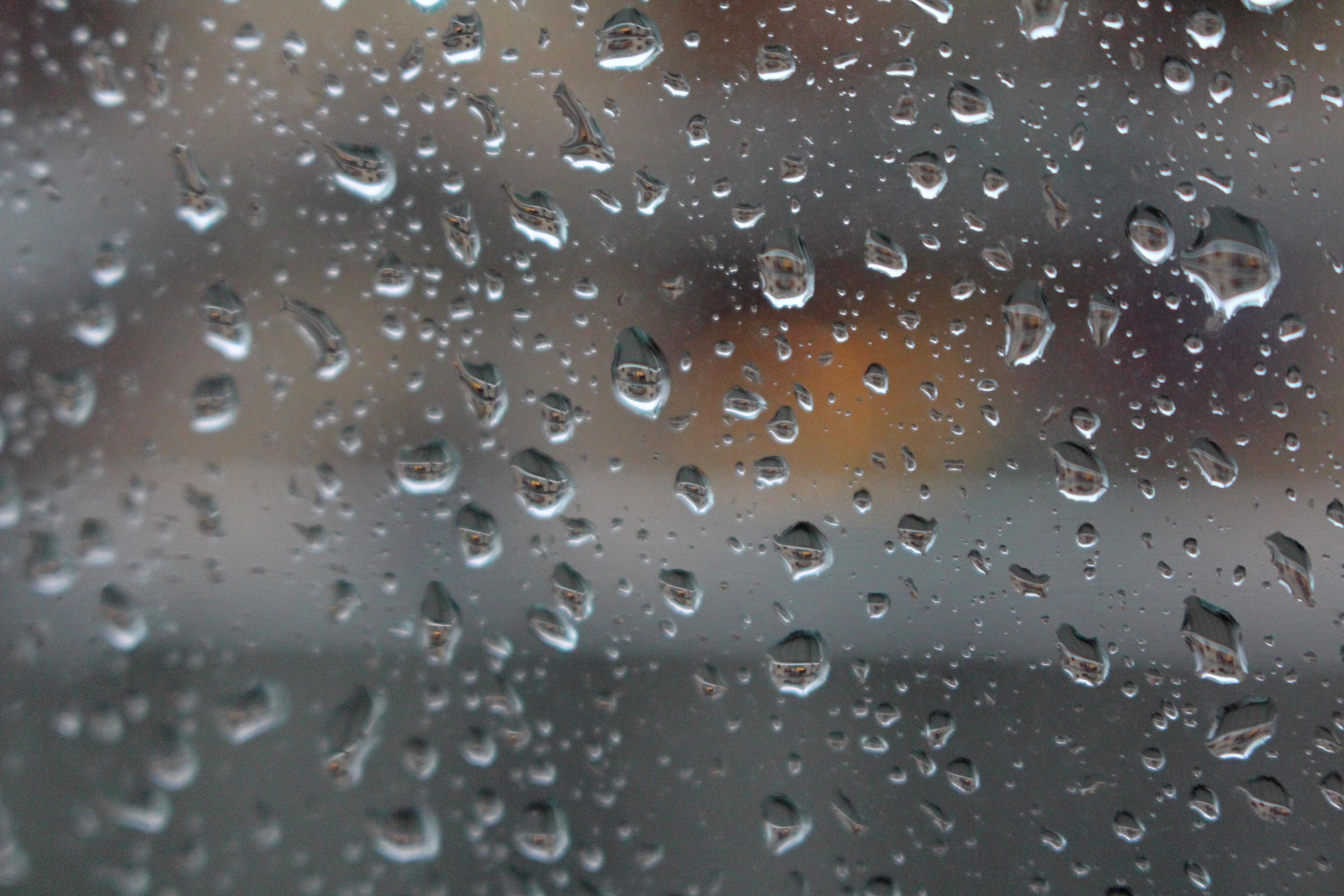 regnvejr