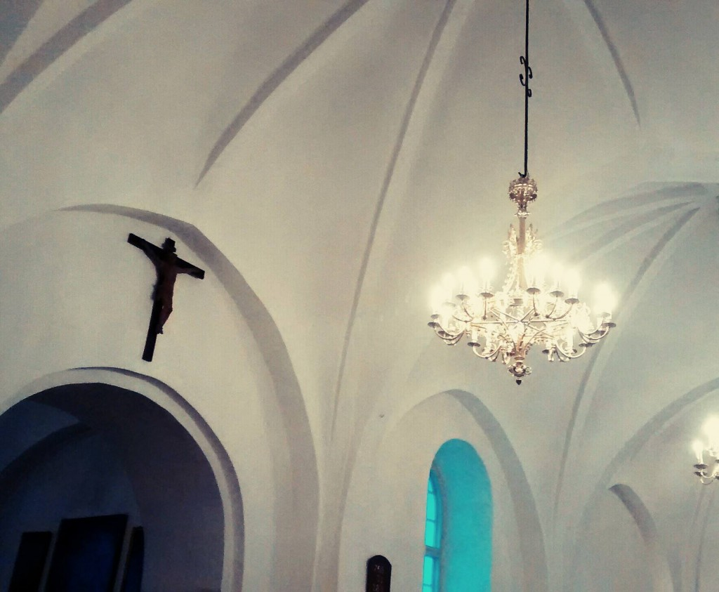 Søndages tekst Hoptrup kirke