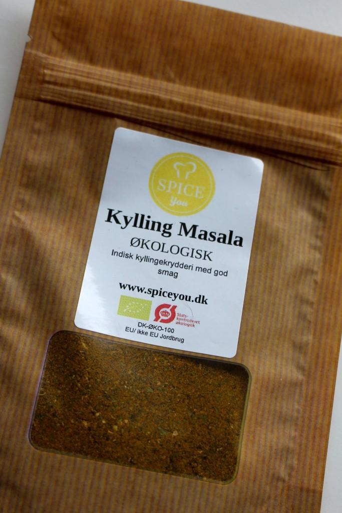 kylling masala spice you