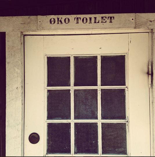 øko-toilettet