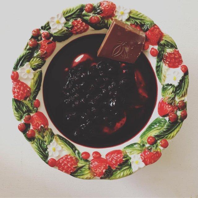 Morgenmad kl 12 Ja der er stykke chokolade i Dethellip